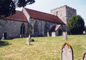 St_Michael,_Shalfleet